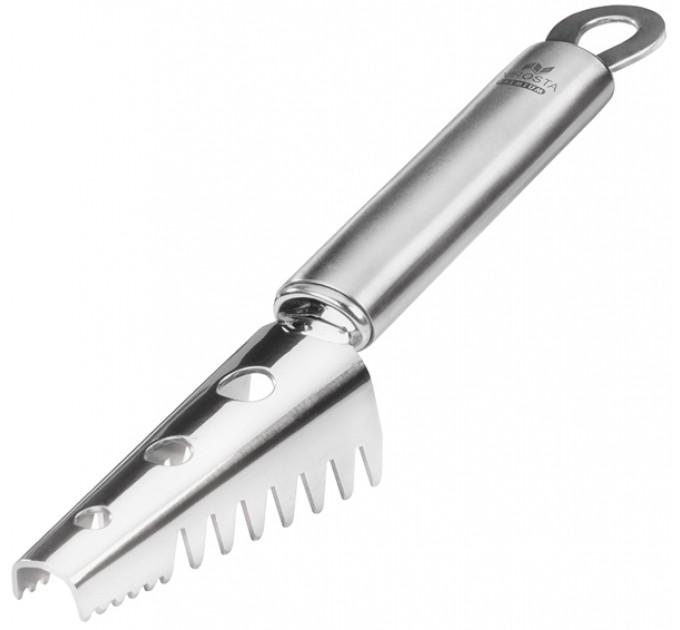 Нож для чистки рыбы Fackelmann NIROSTA 20 см, сталь (40561) - фото № 1