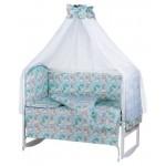 Комплекты в детскую кроватку и балдахины