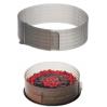 Кольцо для формирования торта Fackelmann D30 см, пластик (43400)