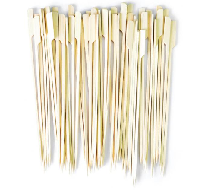 Палочки для шашлыка Fackelmann 50шт, 25 см, бамбук (56638) - фото № 1