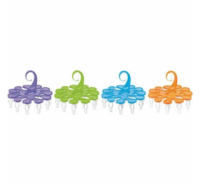 Сушка для белья Gimi с 15 крючками для небольших вещей SOFFIO (GM08687)