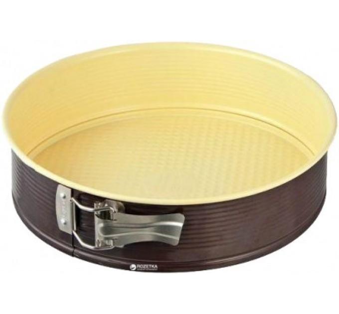 Форма для выпечки Fackelmann Choco-Vanilla разборная D26 см с антипригарным покрытием, сталь (7302) - фото № 1