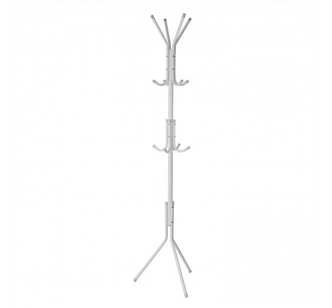 Вешалка-стойка для одежды Dream Land 1.7м, белый (JF-19507) - фото № 1