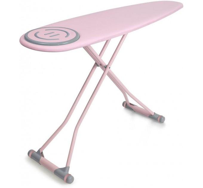 Гладильная доска 152*44 см Dogrular PREMIUM Pink (14013-11)