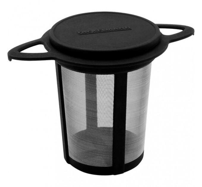 Фильтр для чая или кофе Fackelmann D11 см, сталь/пластик (42286) - фото № 1