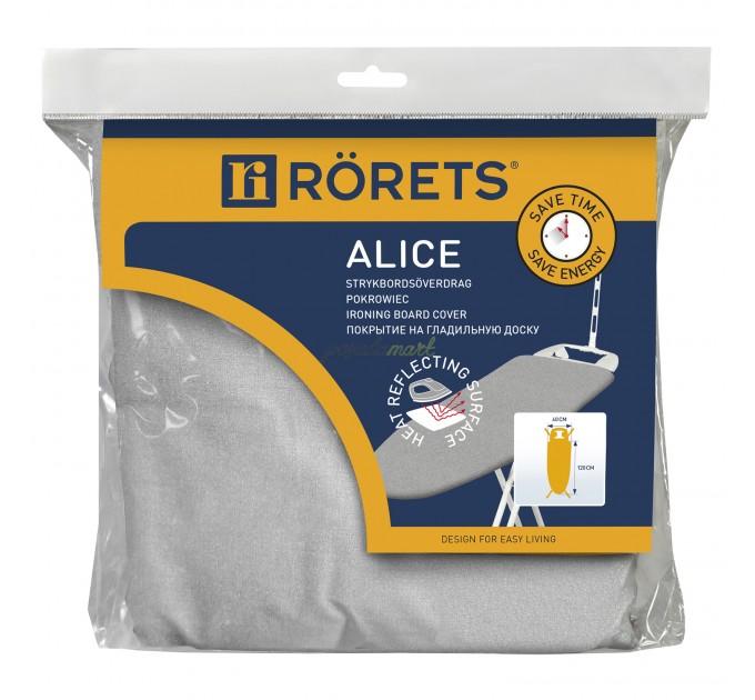 Чехол для гладильной доски 120*40 см Rorets ALICE (7557-02501)