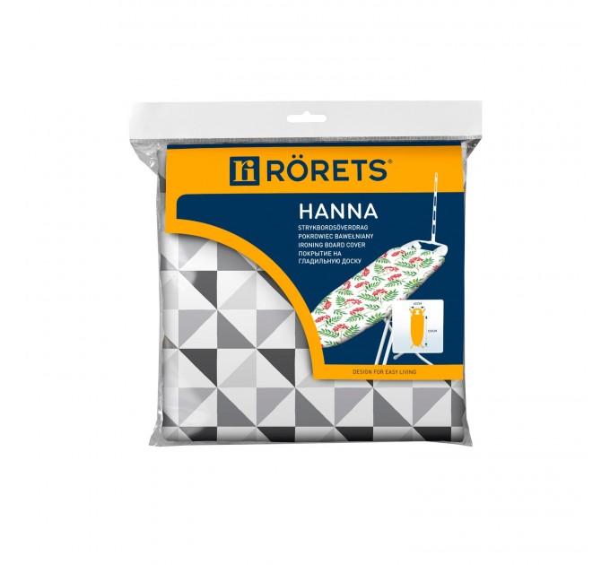 Чехол для гладильной доски 120*40 см Rorets HANNA (7557-02550)