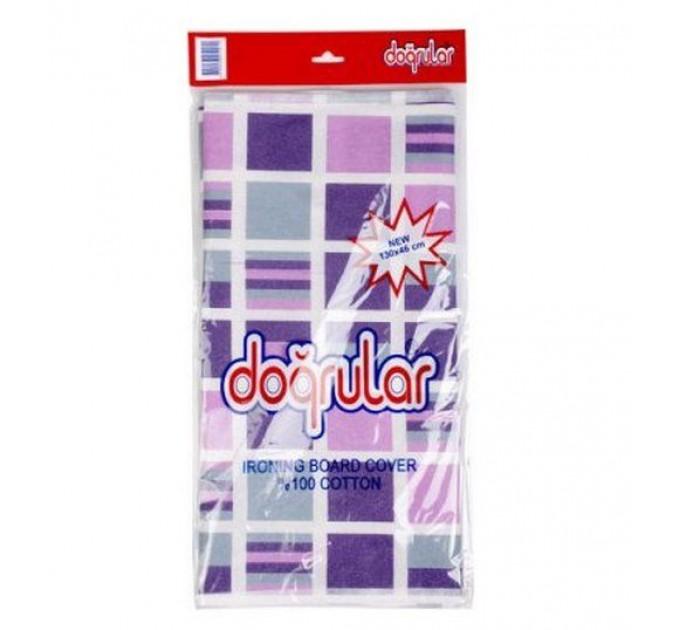 Чехол для гладильной доски 140*52 см Dogrular Pink (54004)