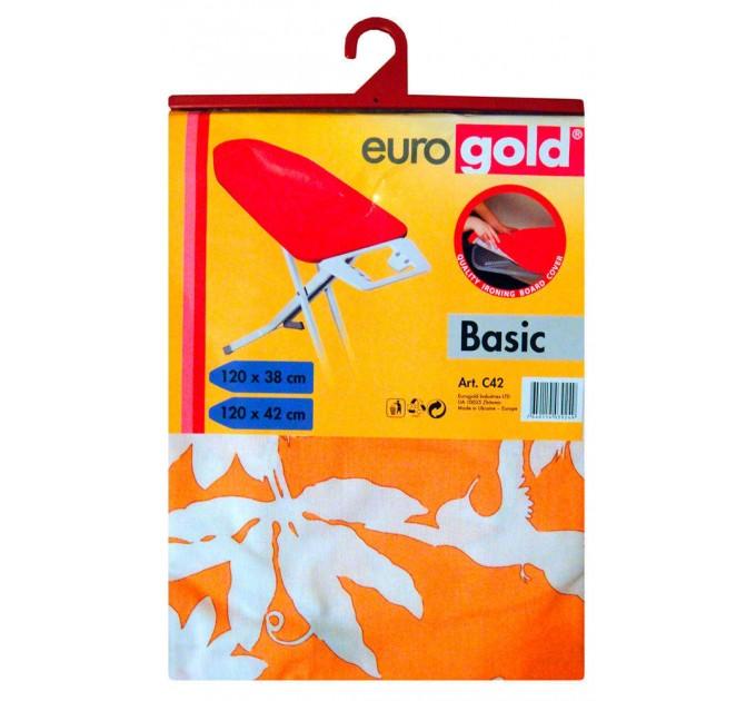 Чехол для гладильной доски 120*38 см Eurogold (C42)