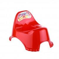 Горшок детский Elif Potty Chair, красный (311-1)