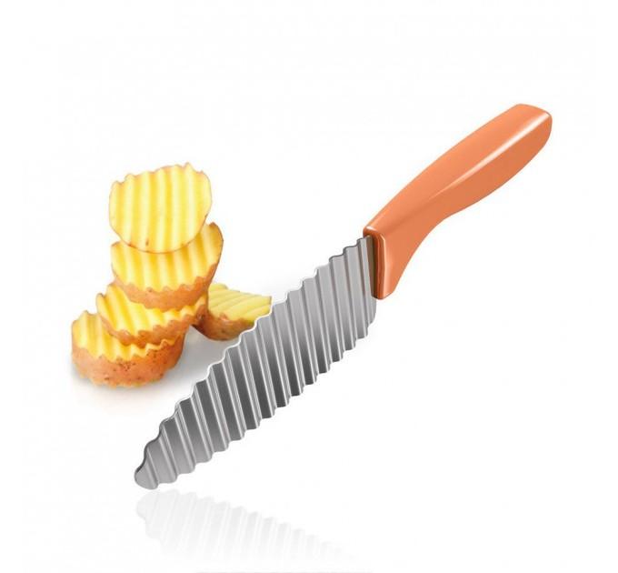Нож для декоративной нарезки METALTEX (252795) - фото № 2