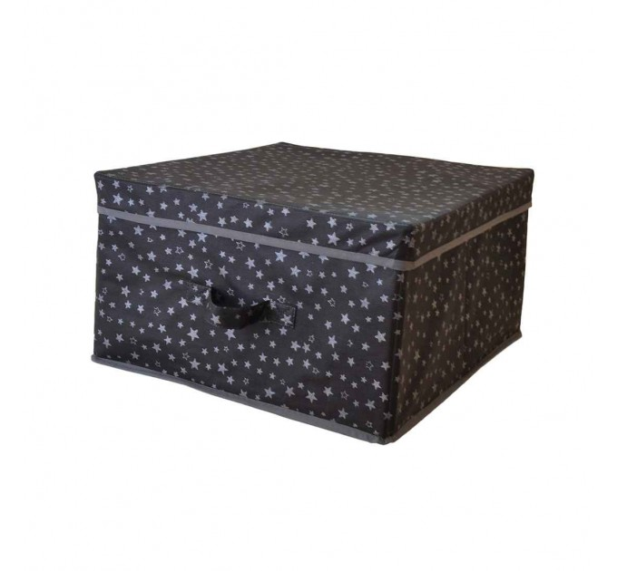 Короб для хранения вещей Тарлев 43*47*25см, микс (258557) - фото № 1