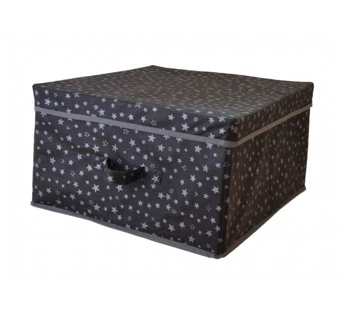 Короб для хранения вещей Тарлев 58*30*25см, микс (258564) - фото № 1
