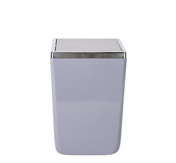Набор аксессуаров в ванную комнату Prima Nova TOSCANA, серый (SAS01-07) - фото № 5