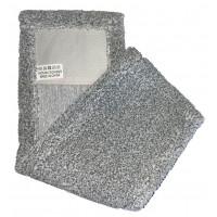 Насадка для швабры Eco Fabric LUX из микрофибры, серая (EF-0055-LX)