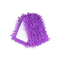 Насадка для швабры Eco Fabric SUPER PROF из микрофибры лапша, фиолетовый (EF-1500-V)