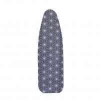 Чехол для гладильной доски 114*36 см Laundry S металлизированная ткань (S36M-001U)