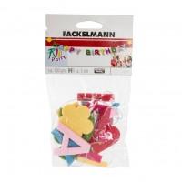 """Гирлянда """"HAPPY BIRTHDAY"""" Fackelmann 120 см (50121)"""