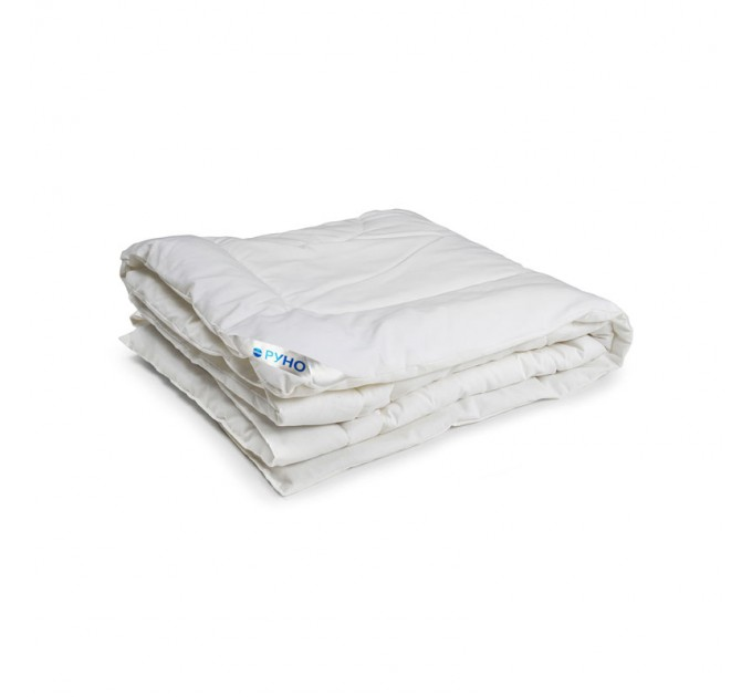 Одеяло детское РУНО 140х105, силиконовое - фото № 1
