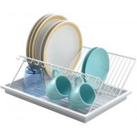 Сушилка для посуды PRATICO Metaltex 42*29см (321740)