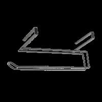 Держатель для бумажных полотенец EASY-ROLL LAVA Metaltex, черный (361135)