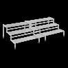 Полки для специй 2шт X-TEND Metaltex (364673)
