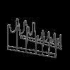 Держатель для крышек LIDO LAVA Metaltex 28*16*14см (361108)