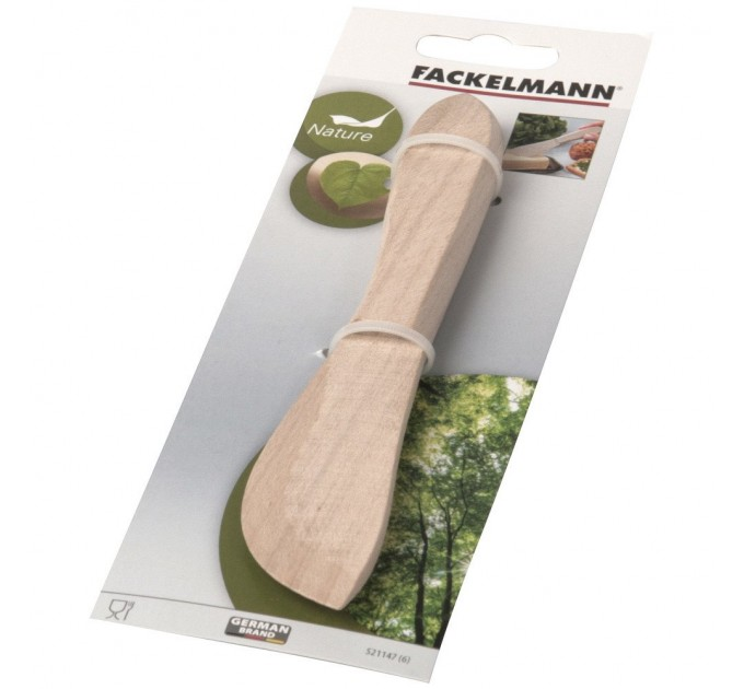 Нож для масла Fackelmann 18см, дерево (521147) - фото № 1