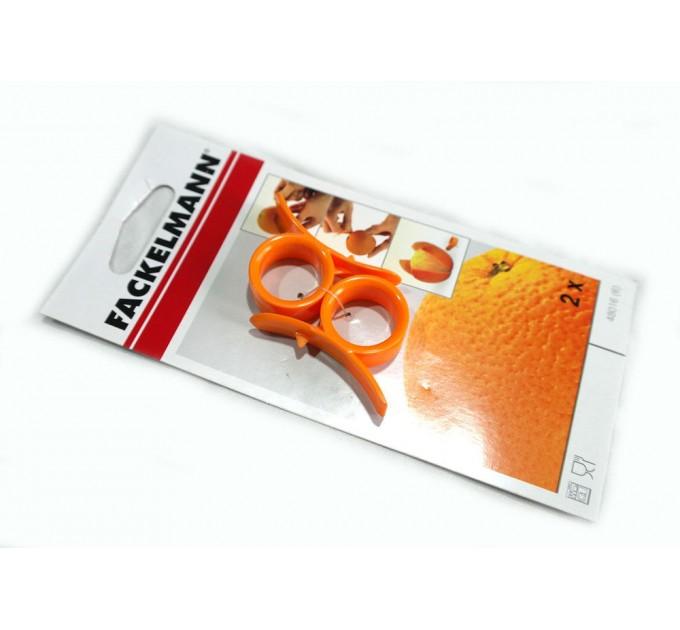 Нож для цитрусовых Fackelmann 2 шт., пластик (48016) - фото № 2