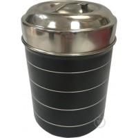 Емкость для хранения Fackelmann 12*17 см, сталь (28939)