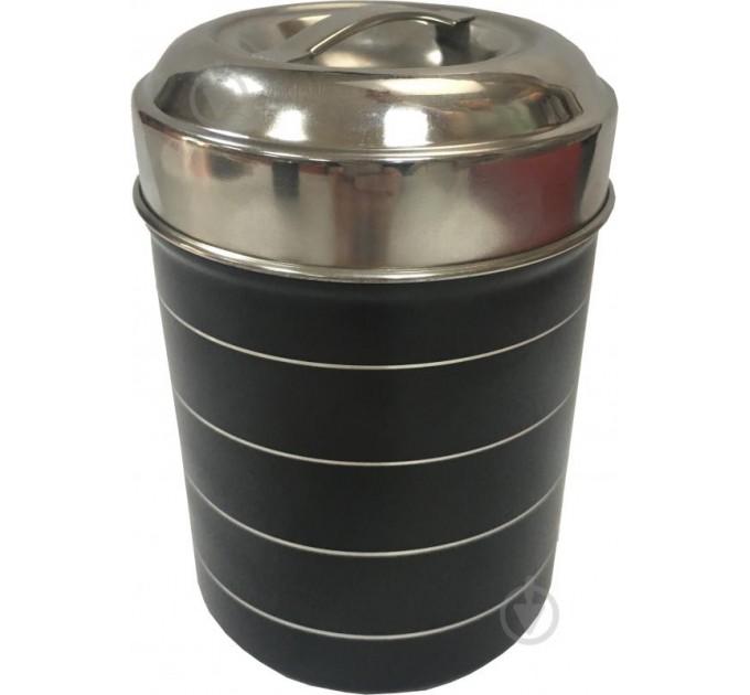 Емкость для хранения Fackelmann 12*17 см, сталь (28939) - фото № 1