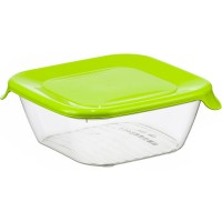 Емкость для хранения продуктов 0.8л ПРАКТИК IDEA, салатовый (М1462)