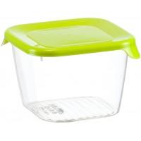 Емкость для хранения продуктов 0.45л ПРАКТИК IDEA, салатовый (М1467)