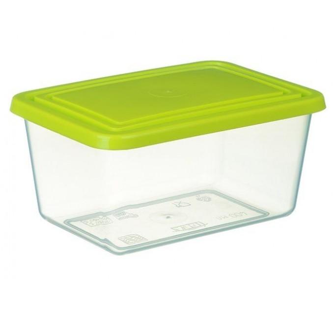 Емкость для хранения продуктов прямоугольная 0.4л IDEA (М1450) - фото № 1