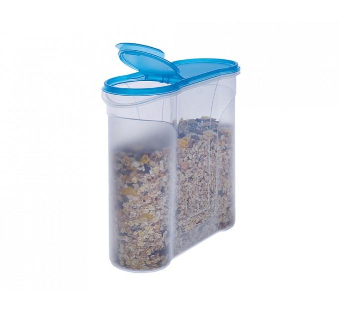 Емкость для хранения сыпучих продуктов 4л RIVAL (RIVAL390000) - фото № 1