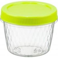 Емкость для хранения продуктов 0.55л РОЛЛ IDEA, салатовый (М1473)