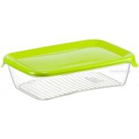 Емкость для хранения продуктов 0.5л ПРАКТИК IDEA, салатовый (М1468)