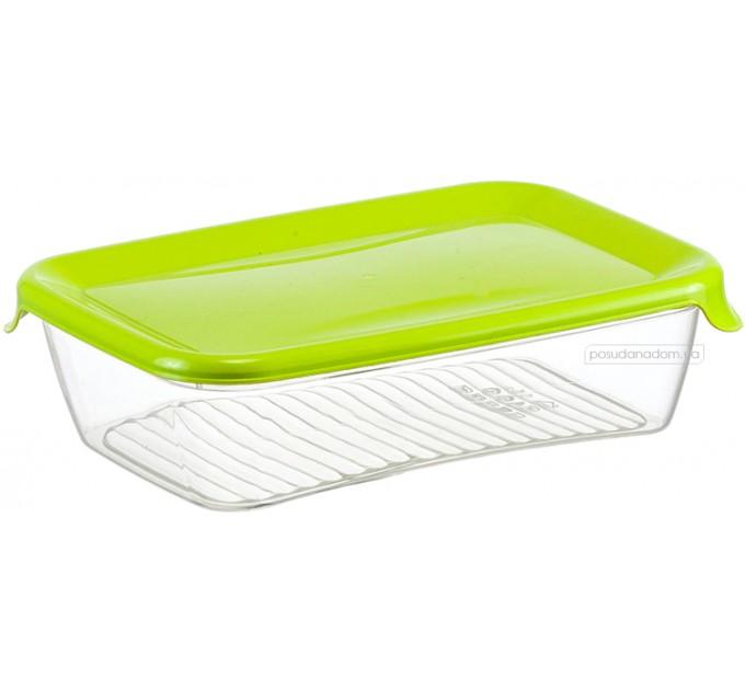 Емкость для хранения продуктов 0.5л ПРАКТИК IDEA, салатовый (М1468) - фото № 1
