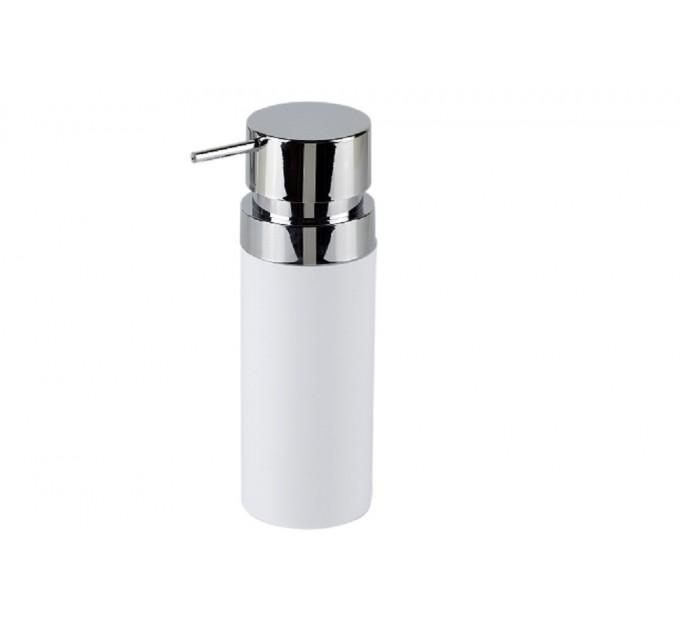 Дозатор для жидкого мыла Prima Nova LENOX, белый (E31-01) - фото № 2