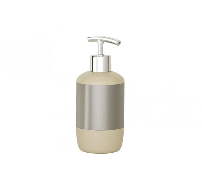 Дозатор для жидкого мыла Prima Nova LIMA, бежевый (E17-09)