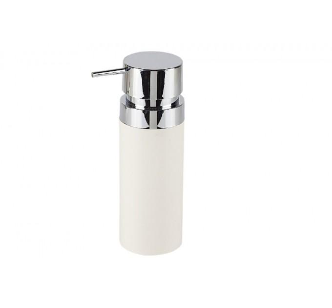 Дозатор для жидкого мыла Prima Nova LENOX, бежевый (E31-09)