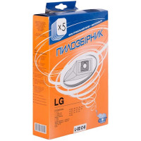 Мешок пылесборник для пылесоса, фильтр о/р СЛОН (L-02 C-II)