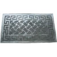 Коврик под двери Гнивань Змейка 40*70 см, резиновый (RMP01-4070-RO)
