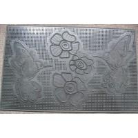 Коврик под двери Гнивань Колибри 35*55 см, резиновый (RMP06-3555)