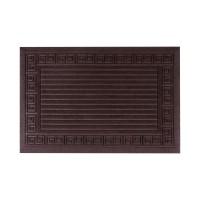Коврик под двери Dream Land Полоски 40*60см, коричневый (JF1982-brown)