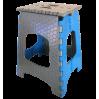 Стул раскладной Инструмент МП (2) высота 44.75 см, синий (CT-002)