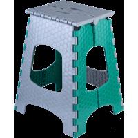 Стул раскладной Инструмент МП (3) высота 44.75 см, бирюзовый (CT-003)