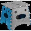Стул раскладной Инструмент МП высота 26.9 см, бирюзовый (CT-006)