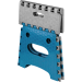 Стул раскладной Инструмент МП высота 26.9 см, бирюзовый (CT-006) - фото № 3