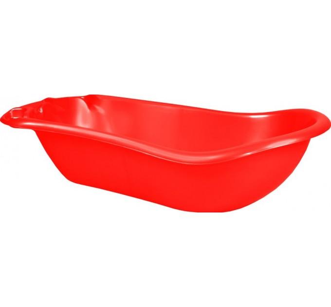 Ванночка детская Алеана, красный (122074) - фото № 1
